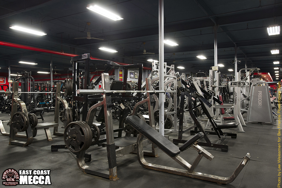 Syosset Long Island Gyms