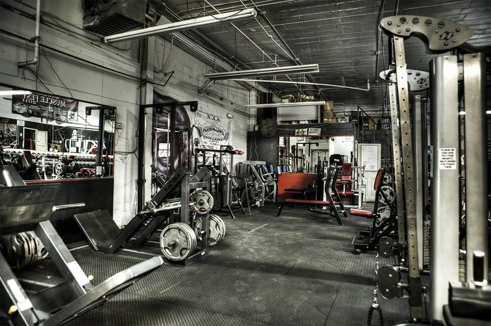 Top hardcore gyms in america