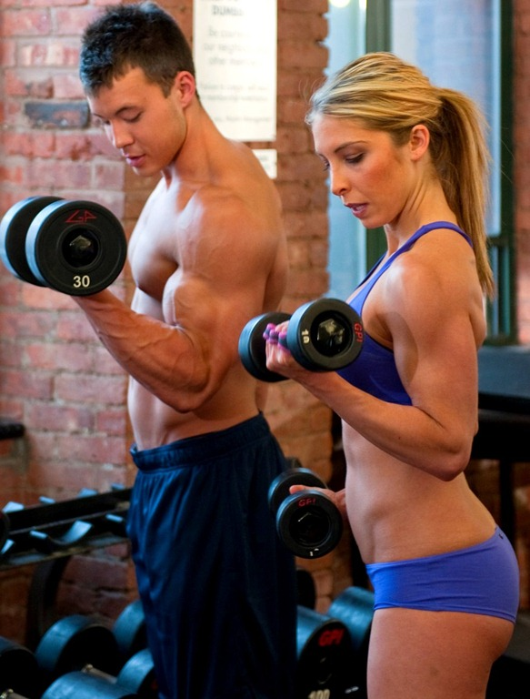 lifting for men and women