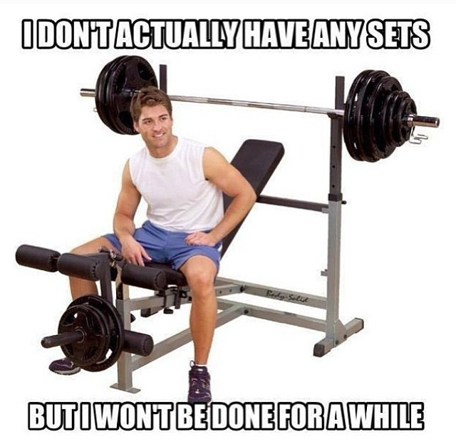 unwritten gym rules