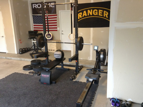 Affordable Home Gym