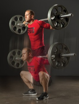 Squat Speed