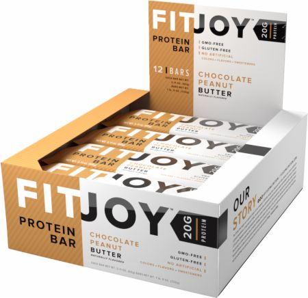 FitJoy Bars Best Low Carb Protein