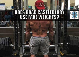 brad castleberry fake weights