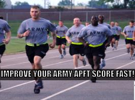improve army apft