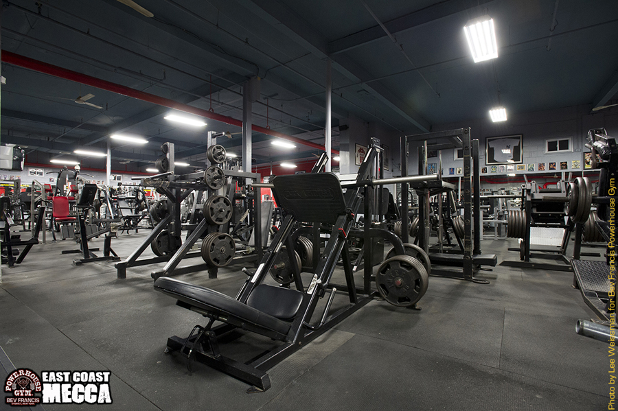 bev francis powerhouse gym
