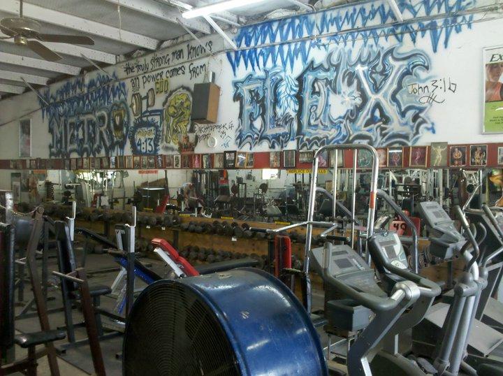 metroflex gym