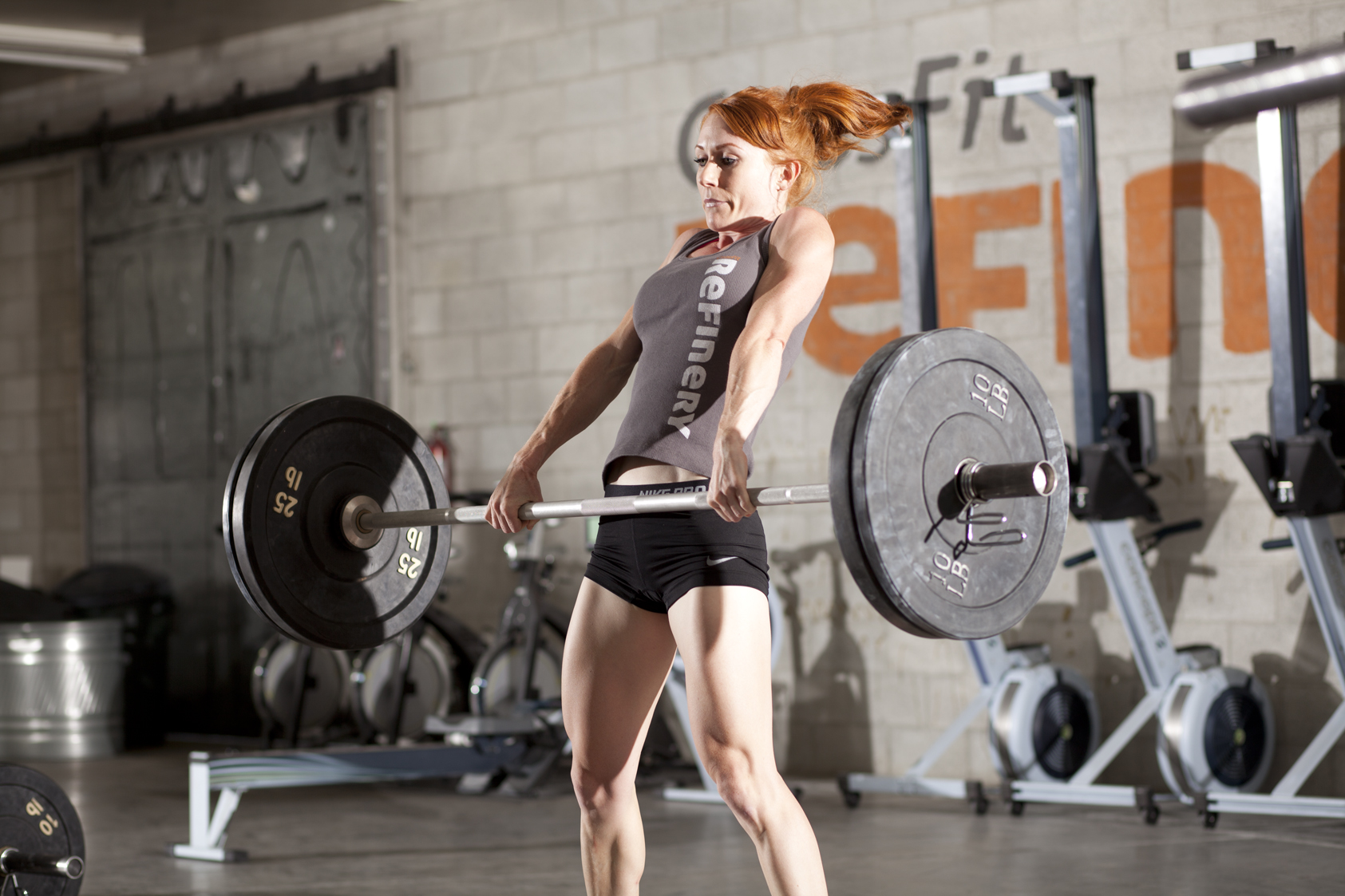 10 Myths About Women Lifting Weights