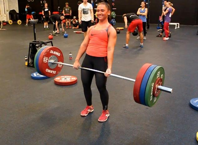 18-Year-Old CrossFit Star Suzanne Svanevik Is Your Ideal