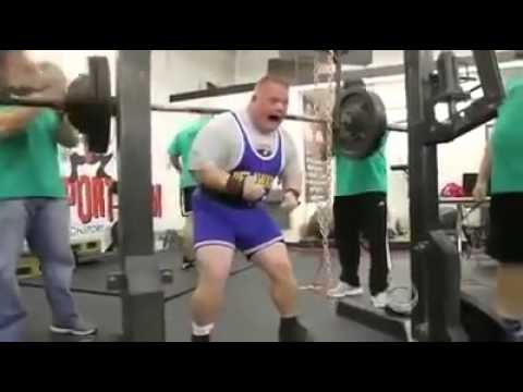 Visionary Powerlifter With Down Syndrome Benches Over 400 Lbs
