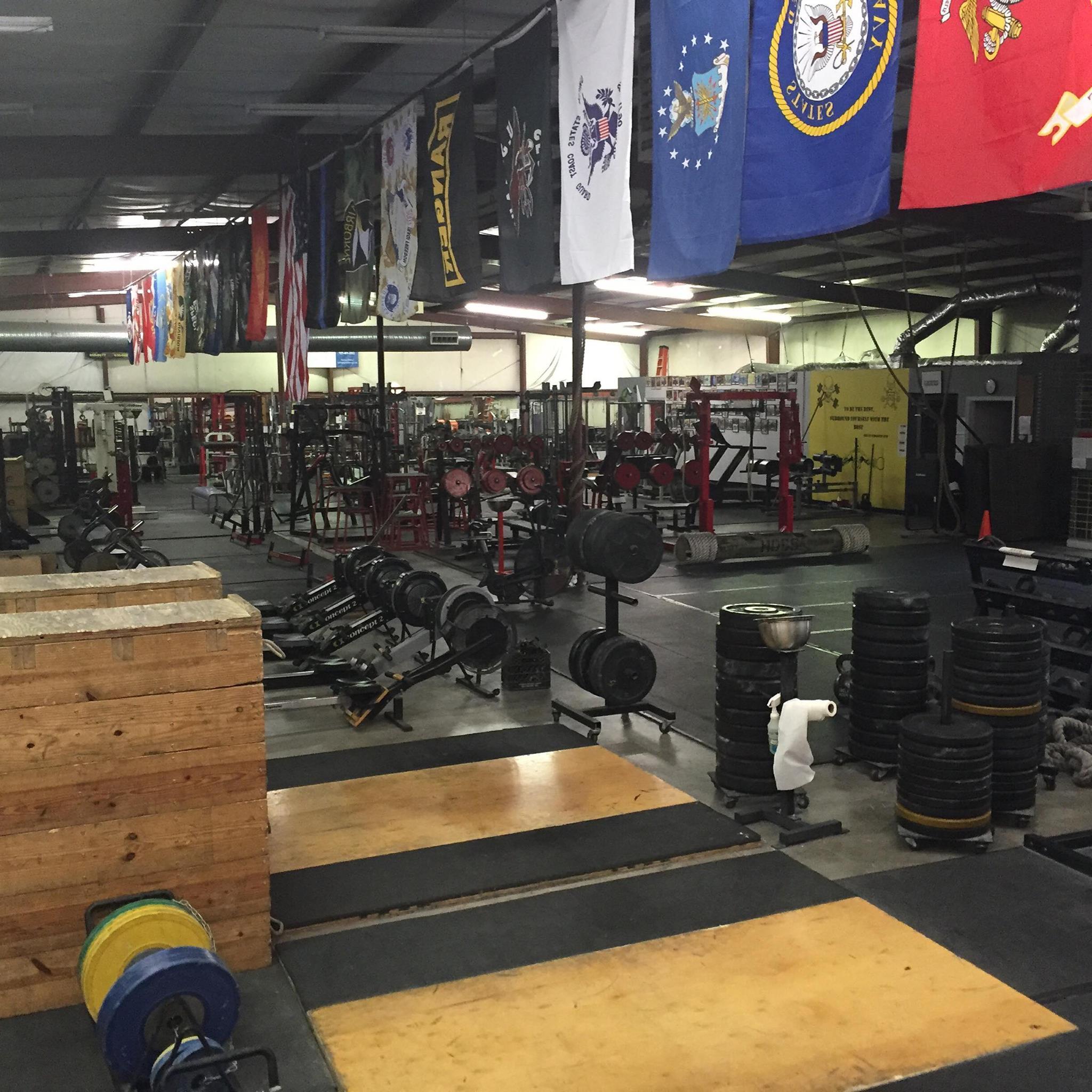 brute strength gym