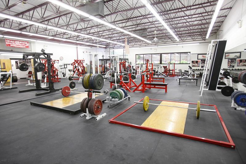 iron strength gym